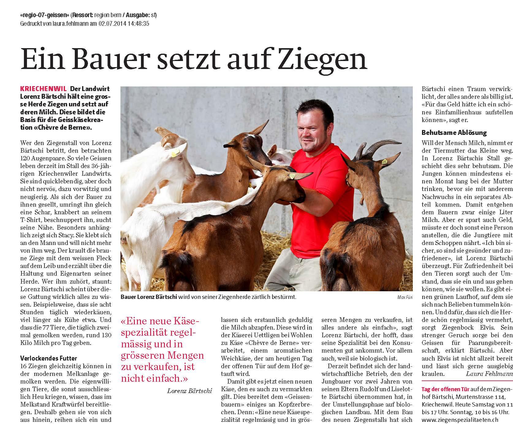 BZ Lorenz Bärtschi